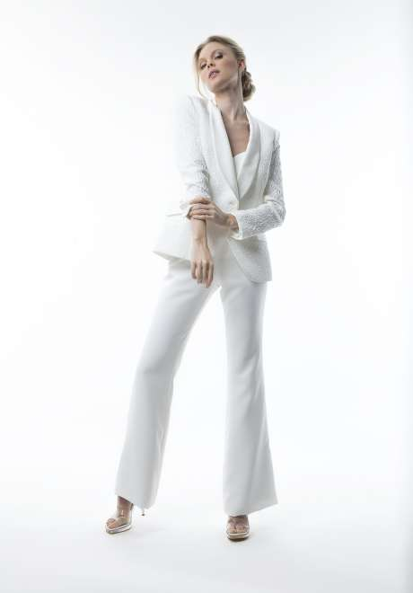 Cymbeline 2021 Pure Wedding Dresses Smoking Meryl