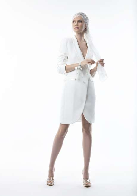 Cymbeline 2021 Pure Wedding Dresses Smoking Metis