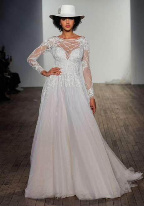 Hayley Paige 2020 Fall Wedding Dresses