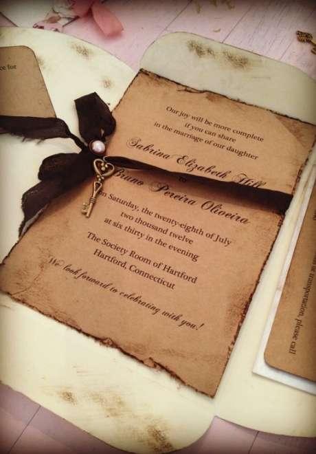 Creative Ways to Use Keys at Your Wedding