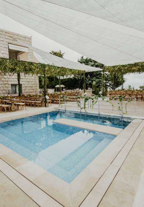 Boho Chic Wedding by Toni Breiss in Lebanon