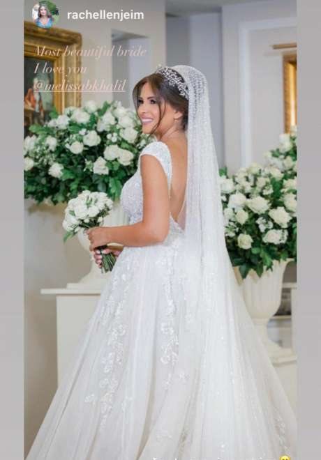 Melissa and Nabih Wedding in Lebanon