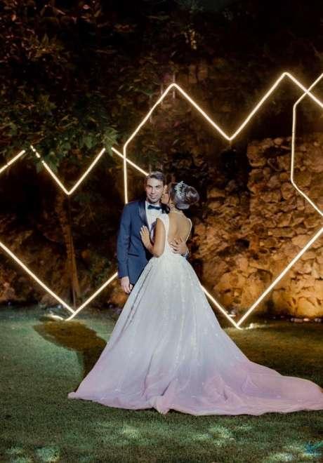 Melissa and Nabih Wedding in Lebanon 9