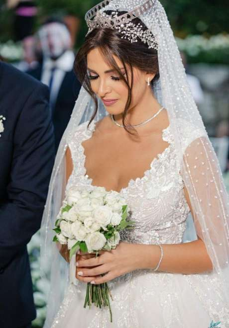 Melissa and Nabih Wedding in Lebanon 11