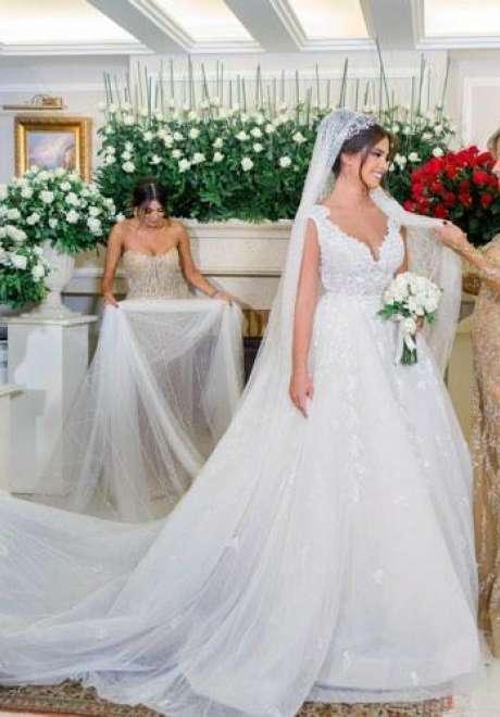 Melissa and Nabih Wedding in Lebanon 12