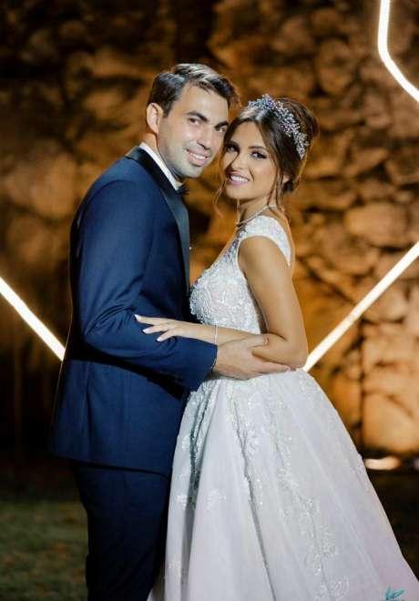 Melissa and Nabih Wedding in Lebanon 13
