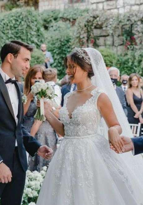 Melissa and Nabih Wedding in Lebanon 7