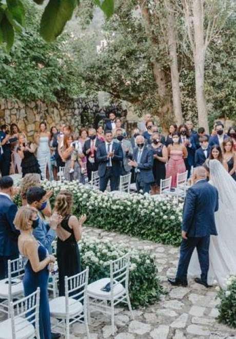 Melissa and Nabih Wedding in Lebanon 8