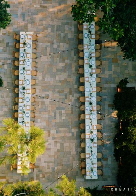 A Romantic and Intimate Wedding in Lebanon