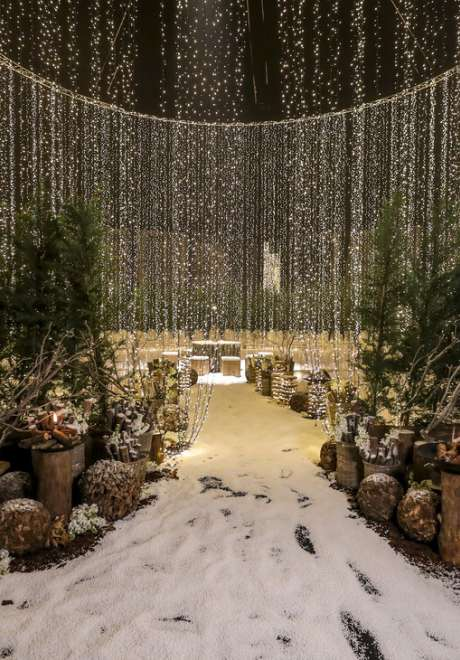 A Magical Christmas Wedding in Lebanon