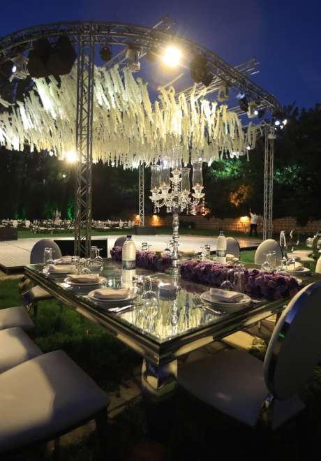 Leyla and Ziad's Elegant Wedding in Chtaura