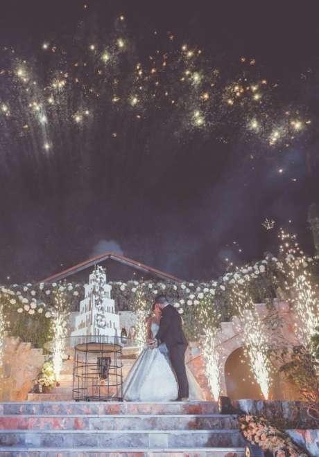 A Vintage Romantic Wedding in Lebanon