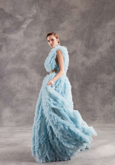 Your Engagement Dress from The Peter Langer 2020 Spring/Summer Collection