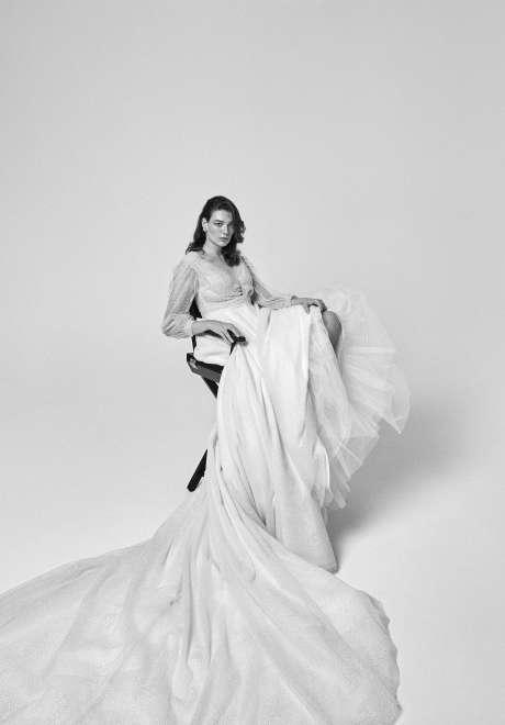 Wona Plus Size Wedding Dresses