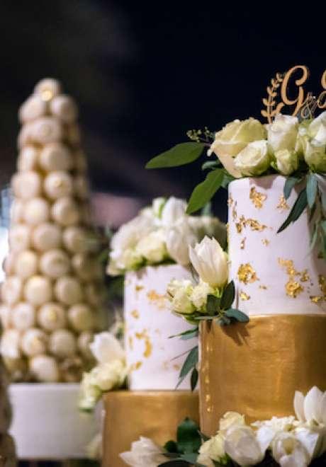 Green Galore Wedding in Qatar