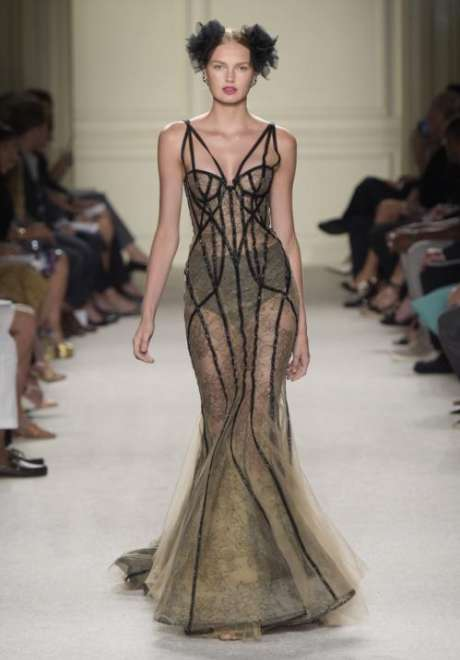Marchesa Ready to Wear 2016 Collection 1