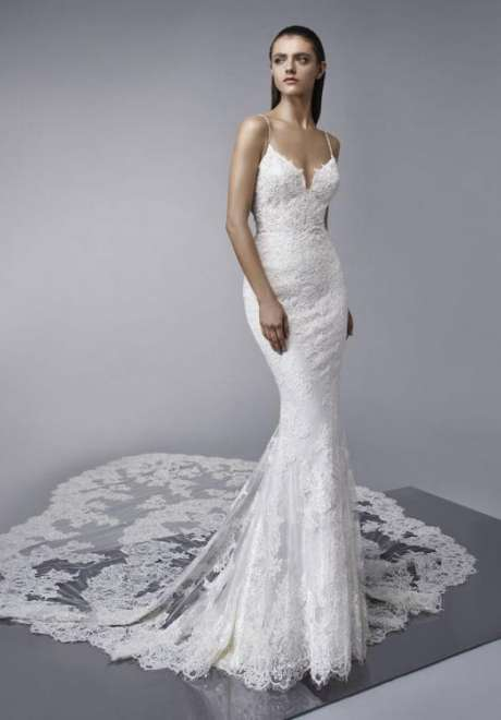 The Magical Enzoani Wedding Dress Collection for 2018