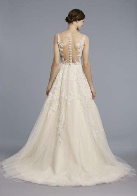 مجموعة فساتين زفاف آن بارج لعام 2018