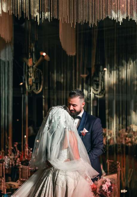 Cocoon of Love Wedding in Lebanon