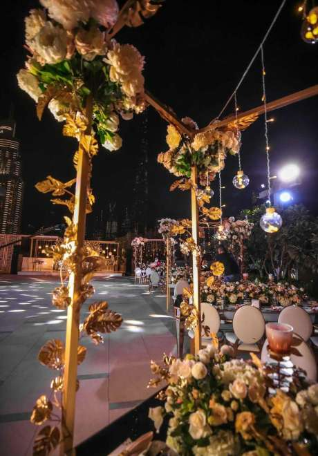 A Mystical Garden Engagement in Dubai 17