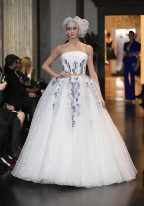 Abed Mahfouz Wedding Dresses For Spring 2018