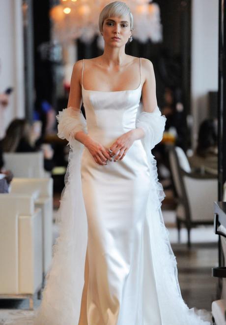 أحدث فساتين زفاف 2020 من إينيس دي سانتو
