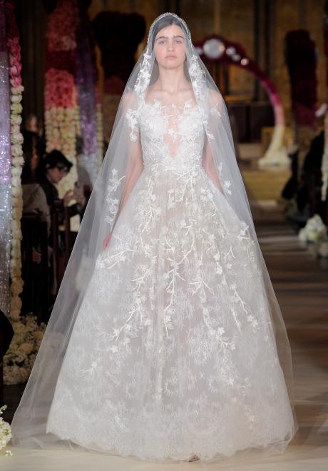 مجموعة فساتين زفاف 2020 من تصميم ريم عكرا
