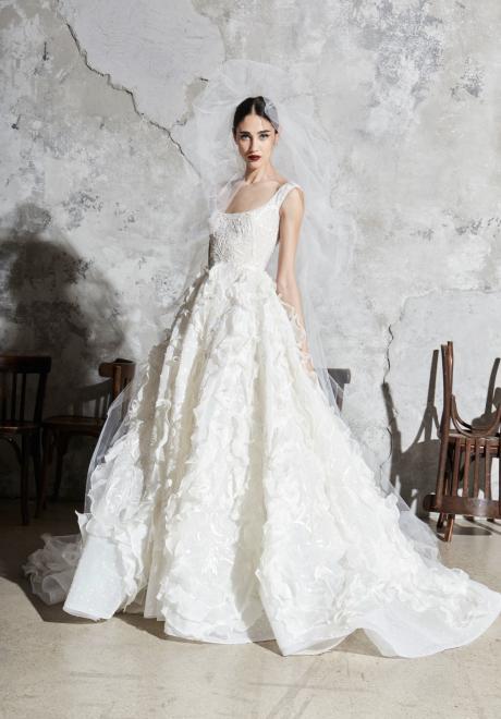مجموعة فساتين زفاف زهير مراد لربيع 2020