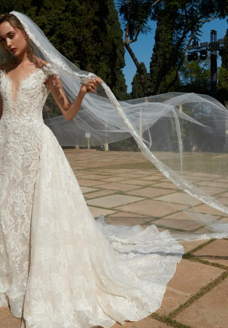فساتين زفاف 2020 من تصميم طوني ورد