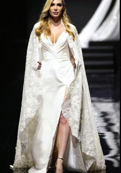 Lebanese Wedding Dress Designers Arabia Weddings
