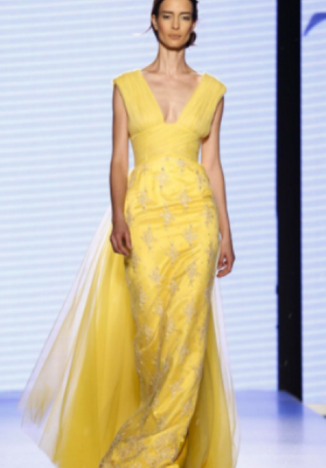 Arab Fashion Week 2016: Abed Mahfouz Spring/Summer 2016