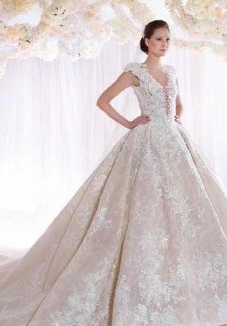 Ziad Nakad's Beautiful 2017 Bridal Collection
