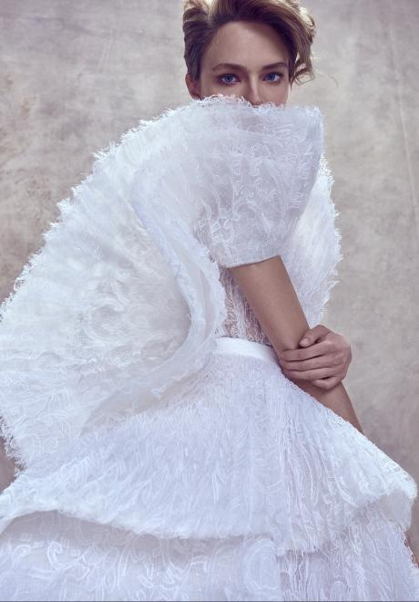 The Fall/Winter 2018 Wedding Dress Collection by Ashi Studio