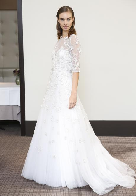 The Fall 2018 Bridal Collection by Gracy Accad
