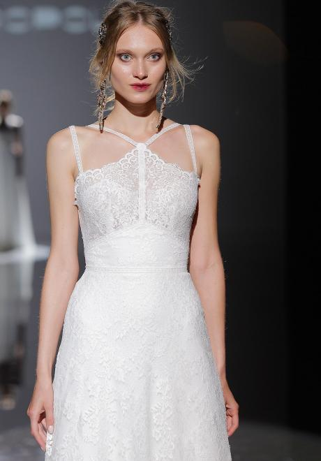 The 2018 Spring Wedding Dresses by Jesus Peiro
