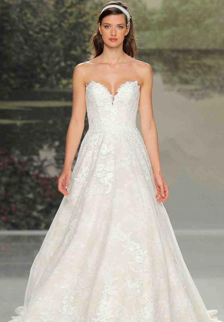 St. Patrick Spring 2018 Wedding Dresses