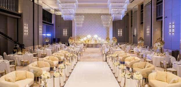 حزمة الزفاف في ادريس دبي مول
