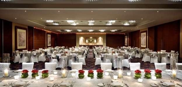 Ballroom at Movenpick Jumeirah Beach 1