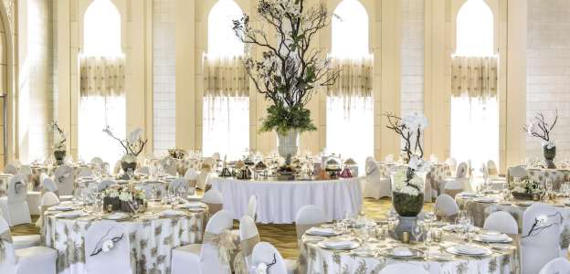 Wedding Package at Shangri-La Hotel