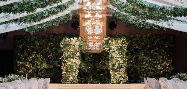 حفل زفافك في ميليا ديزرت بالم دبي