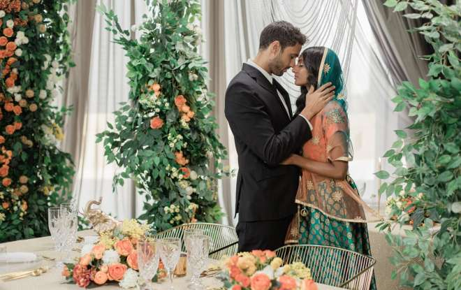 Address Marina Hotel Wedding 1