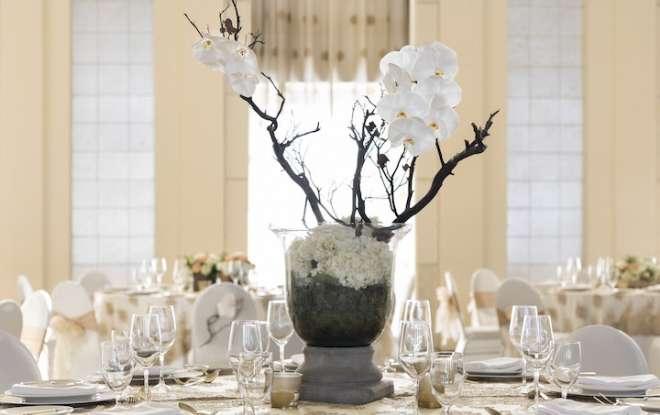 حزمة زفاف اندلجينس من فندق شانغريلا دبي