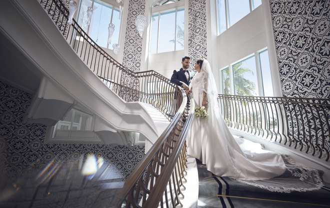 Atlantis the Palm wedding packages