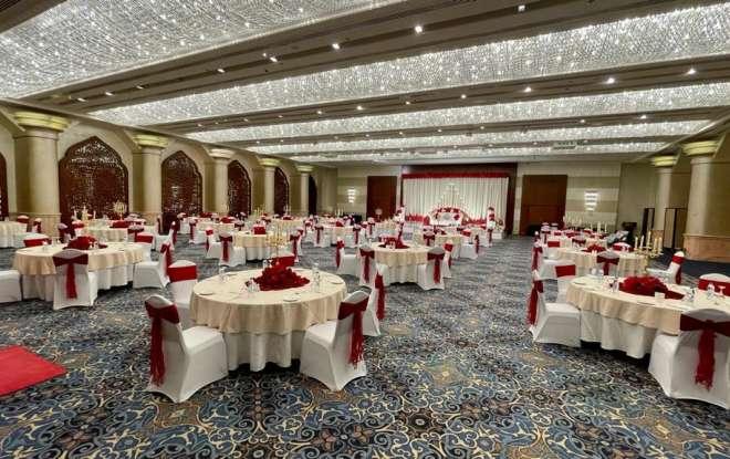 Wedding Setup at CP Deira