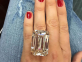 80 Carat Diamond Ring Takes Everyone's Breath Away
