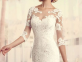 Bridal Fashion Trend: Wedding Dresses with Slits