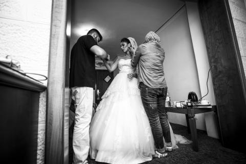 Confessions of a Real Bride: Shayma Zaq