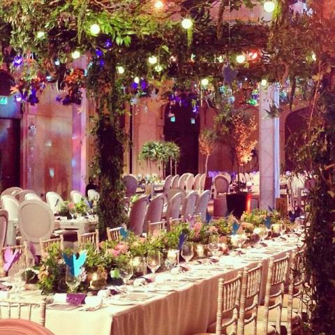 Our Favorite Wedding Planners in 2015 from the UAE