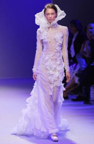 The Most Bizarre Wedding Dress From Around The World