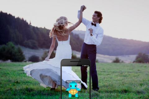 What Pokemon Go and Planning a Wedding Have in Common